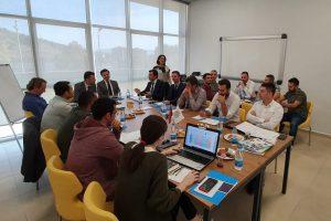 """İş Modeli Kanvas Eğitimi"""" Kastamonu'da Gerçekleştirildi"""