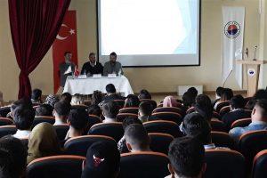 Boyabat İİBF'de Girişimcilik Paneli
